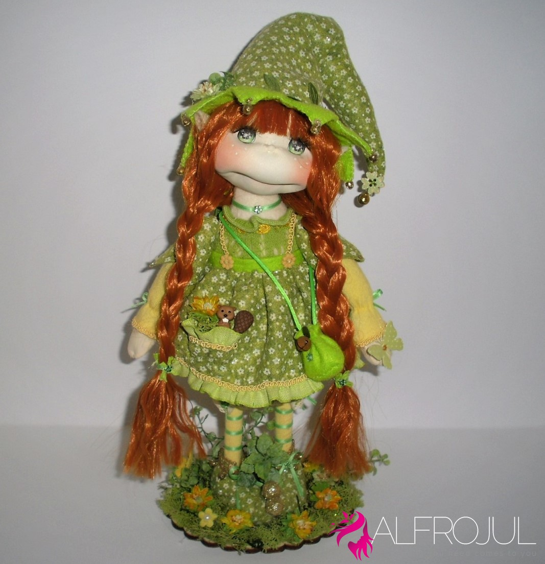 Chloé l'Elfa Irlandese
