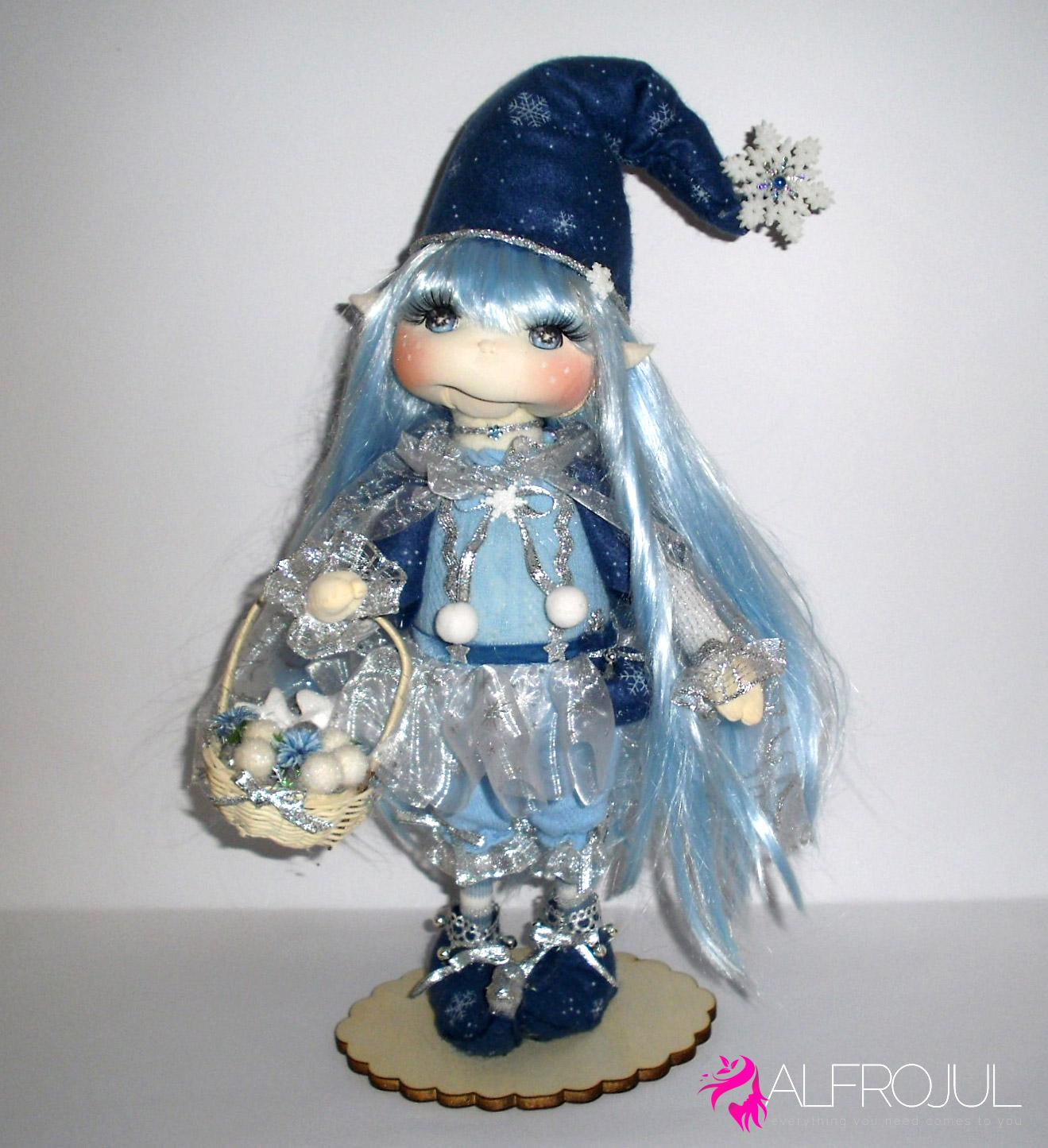 Liulai – L'Elfa Dell'Inverno