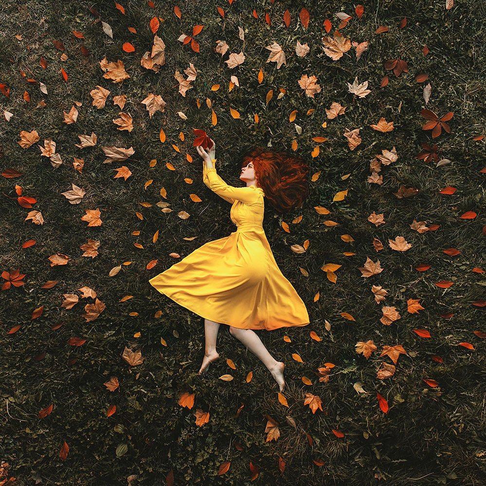 Leaf Carpet – Jovana Rikalo